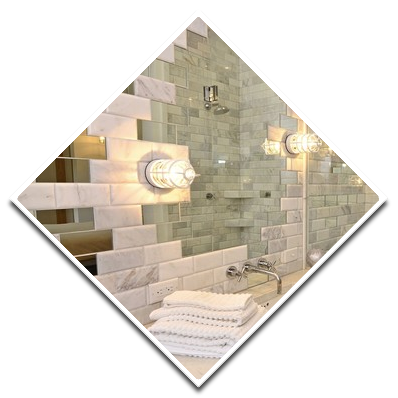 Custom Shower Tile img